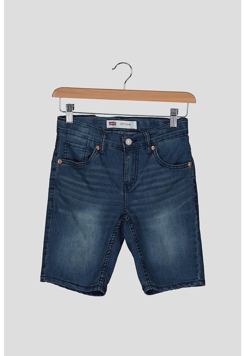 Pantaloni scurti slim fit 511™ imagine fashiondays.ro