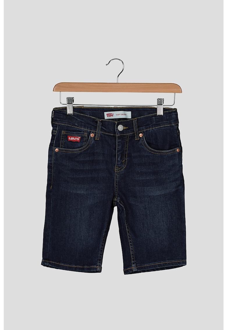Pantaloni scurti skinny fit de denim 510™ poza fashiondays