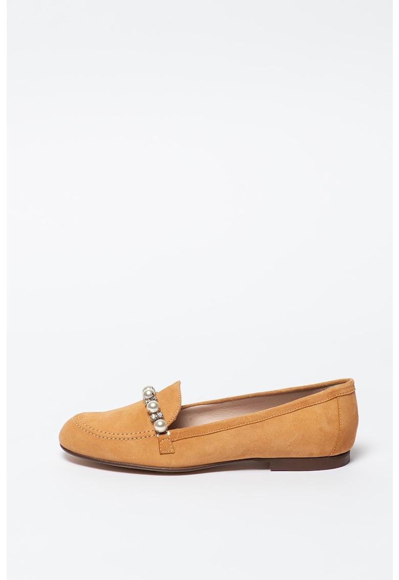 Pantofi sport de piele intoarsa Bali