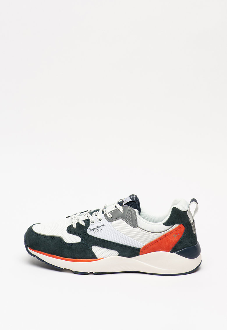 Pantofi sport cu insertii de piele intoarsa Blake fashiondays.ro