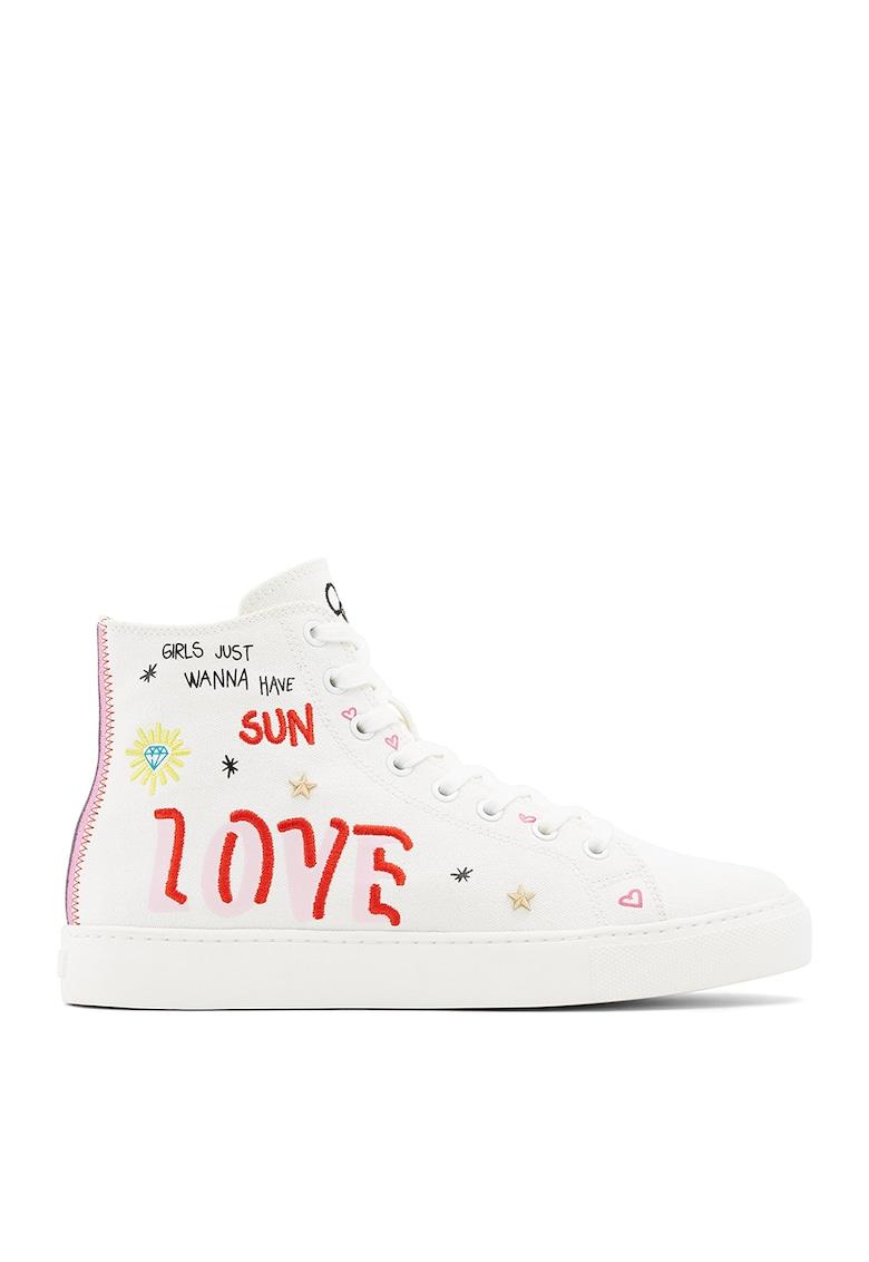 Pantofi sport hi-top Love 1972