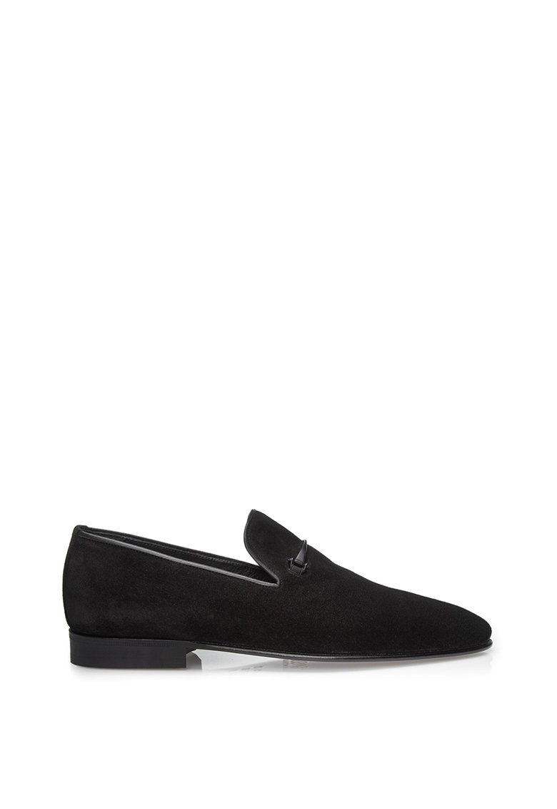 Pantofi loafer din piele intoarsa Darrick I poza fashiondays