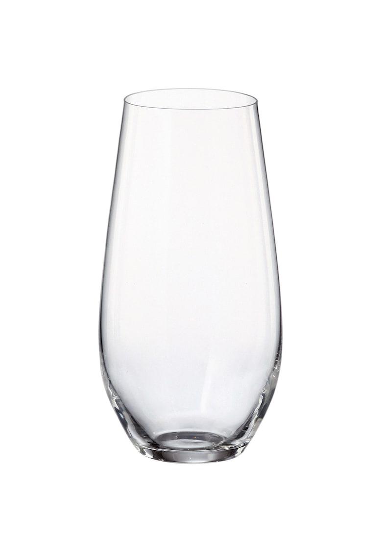 Set 6 pahare vin Columba - cristal imagine fashiondays.ro 2021