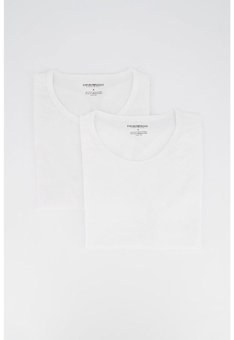 Set de tricouri de casa - din bumbac - 2 piese