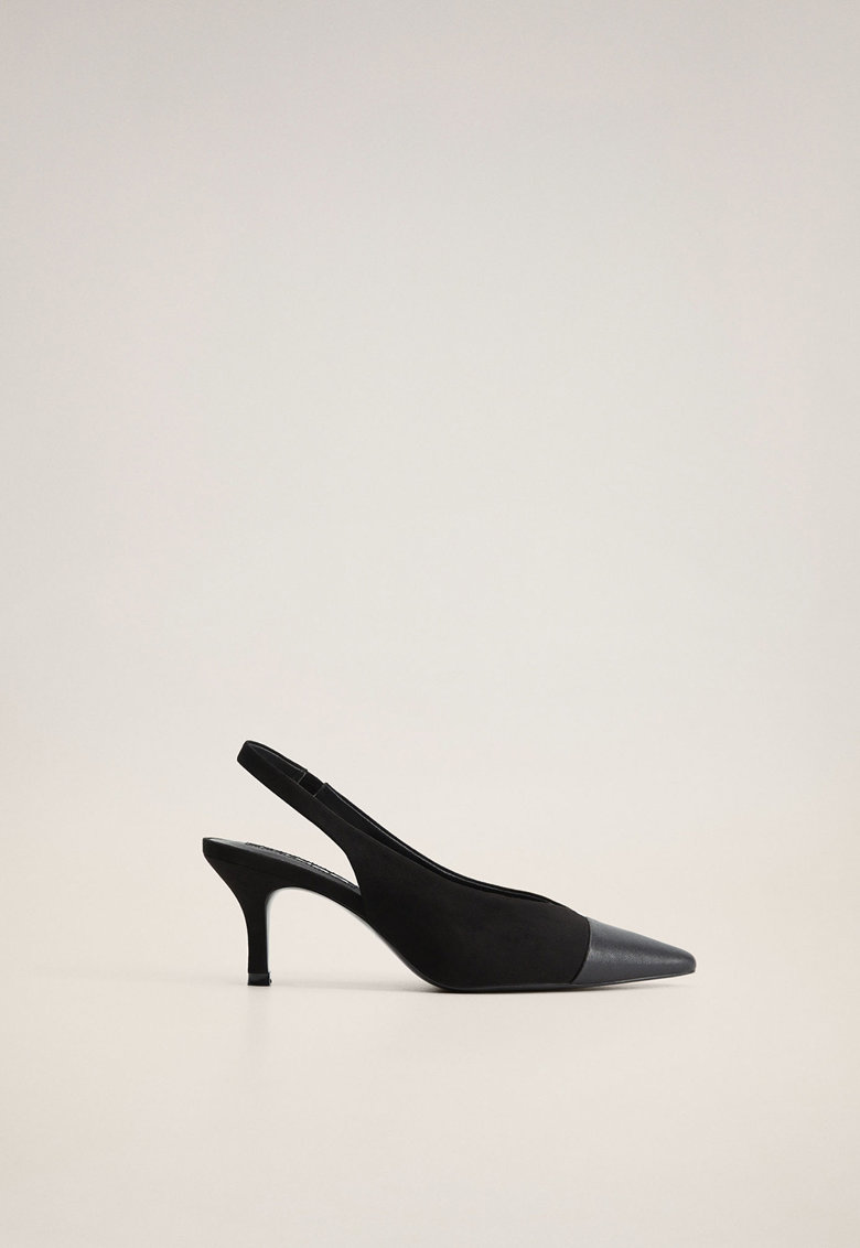 Pantofi slingback cu varf ascutit Spring imagine