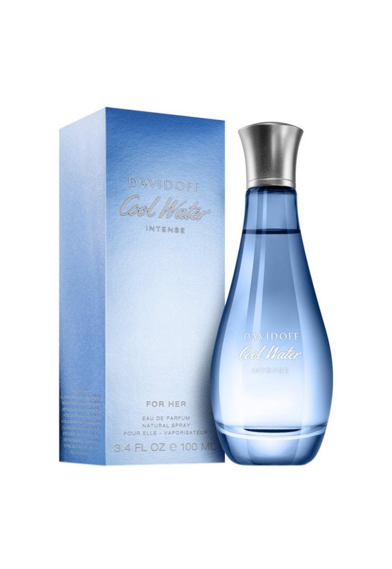 Apa de Parfum Cool Water Woman Intense - Femei imagine