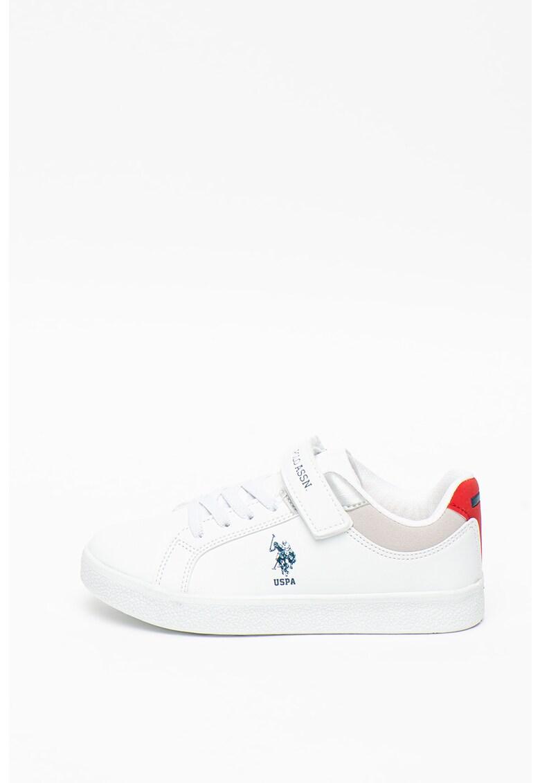 Pantofi sport din piele ecologica Arnold
