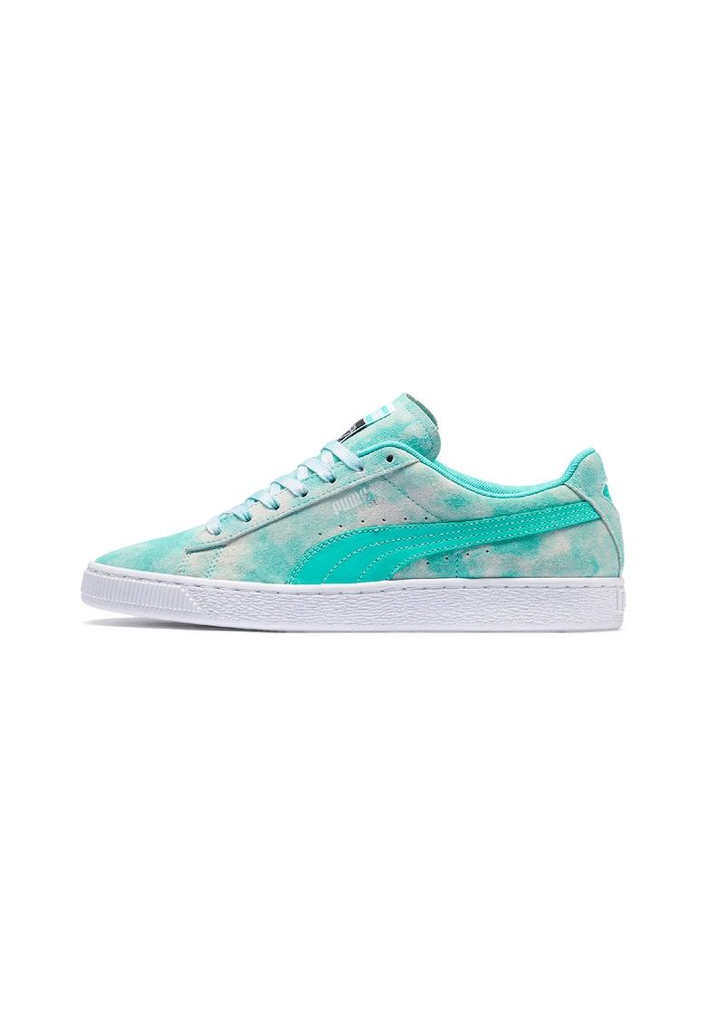 Pantofi sport de piele intoarsa Diamond Supply
