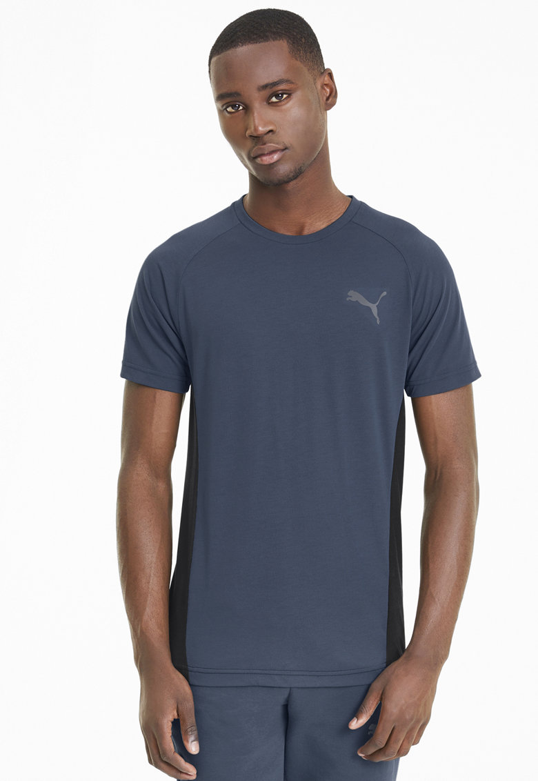 Tricou cu tehnologie dryCELL - pentru antrenament Evostripe Bărbați imagine