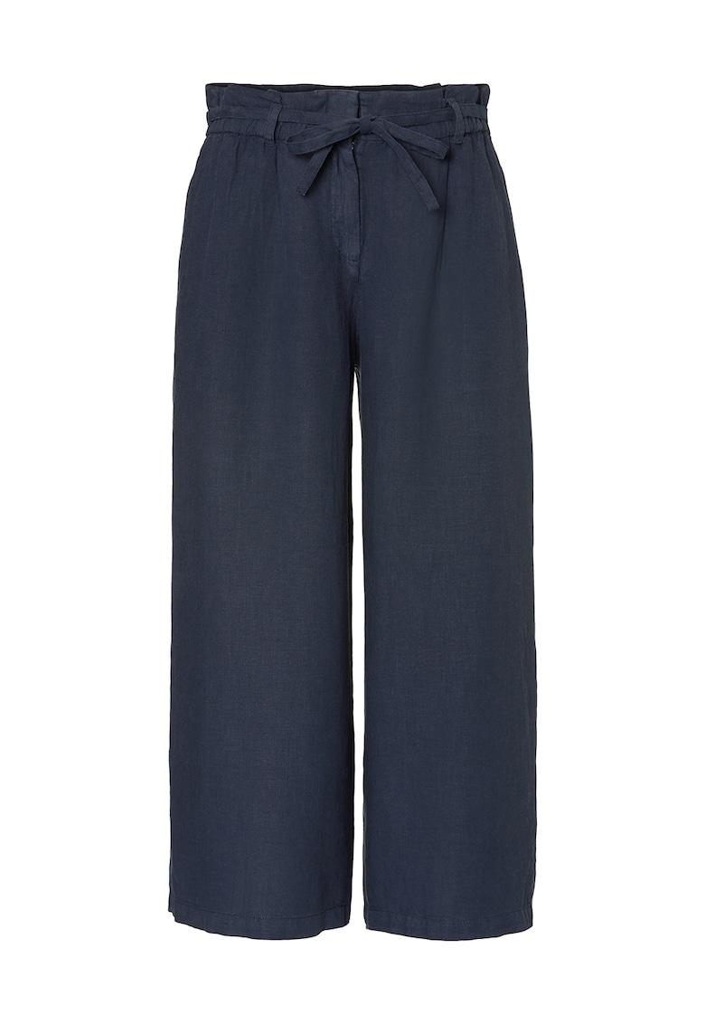 Pantaloni culotte de in - cu snur