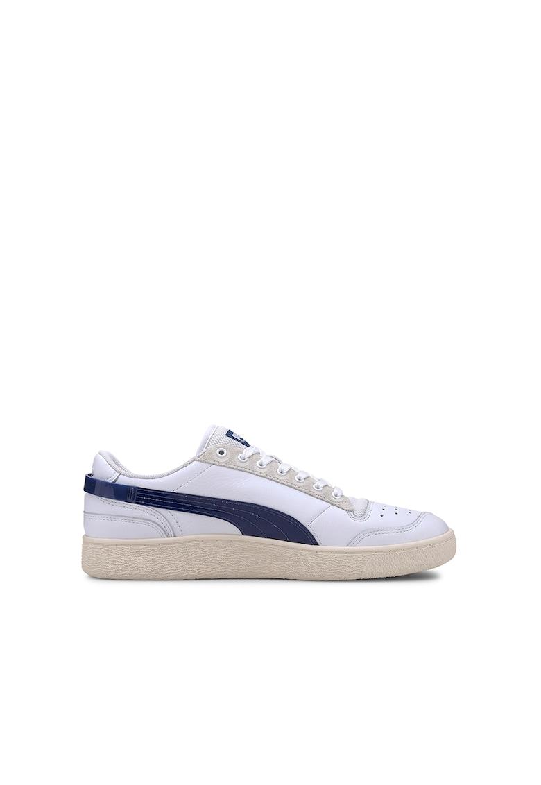Pantofi sport de piele cu garnitura contrastanta Ralph Sampson