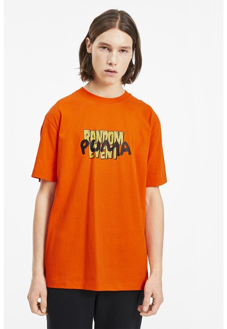 Tricou unisex cu imprimeu logo