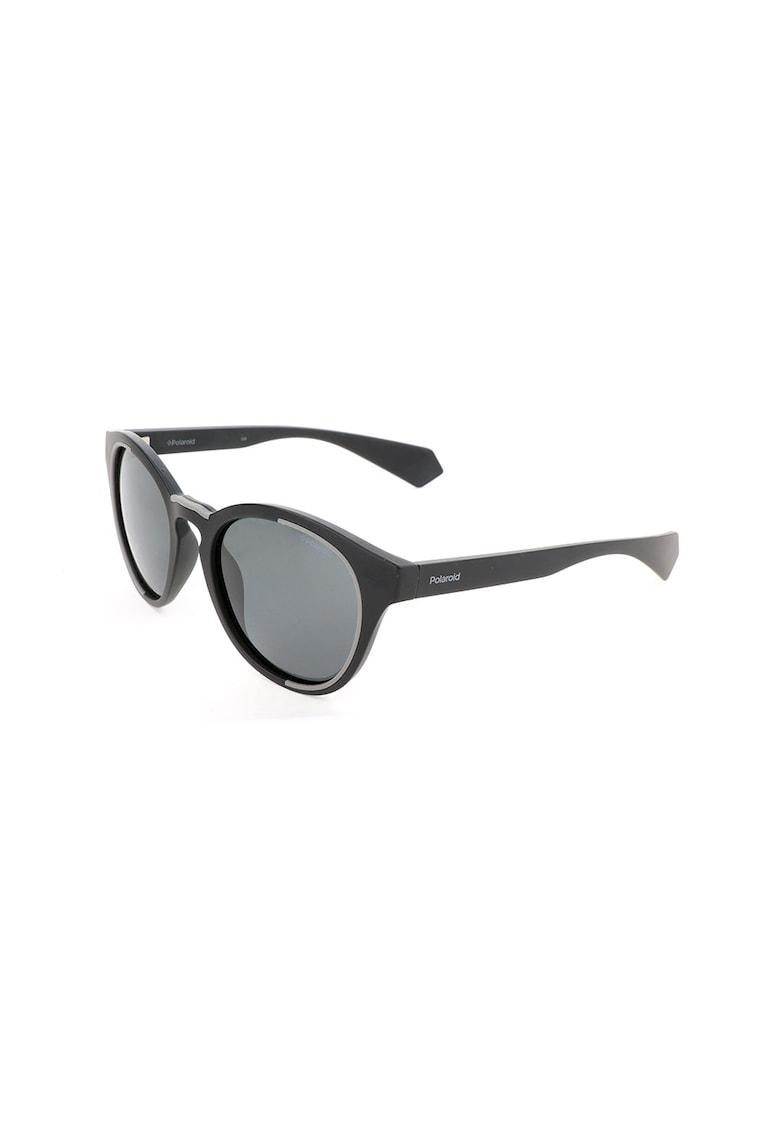 Ochelari de soare aviator unisex cu lentile polarizate poza fashiondays