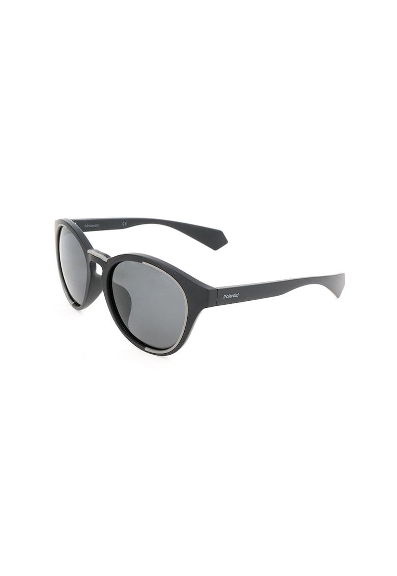 Ochelari de soare unisex rotunzi cu lentile polarizate imagine