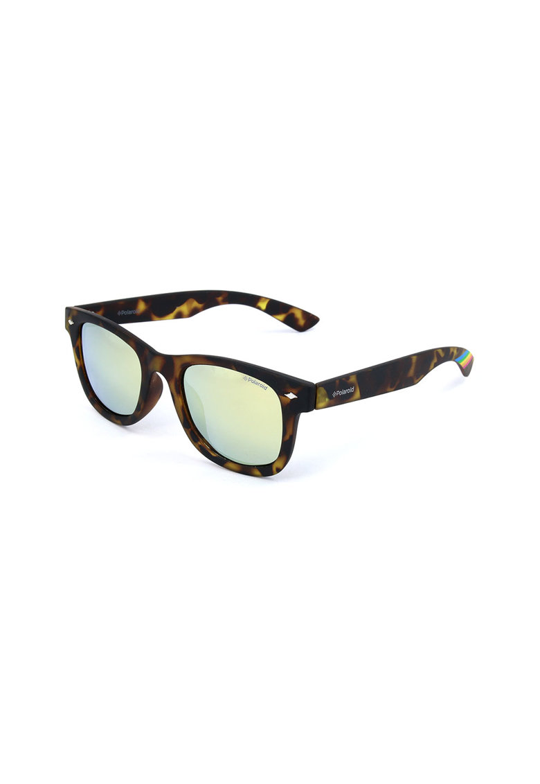 Ochelari de soare patrati - cu lentile polarizate Polaroid fashiondays.ro