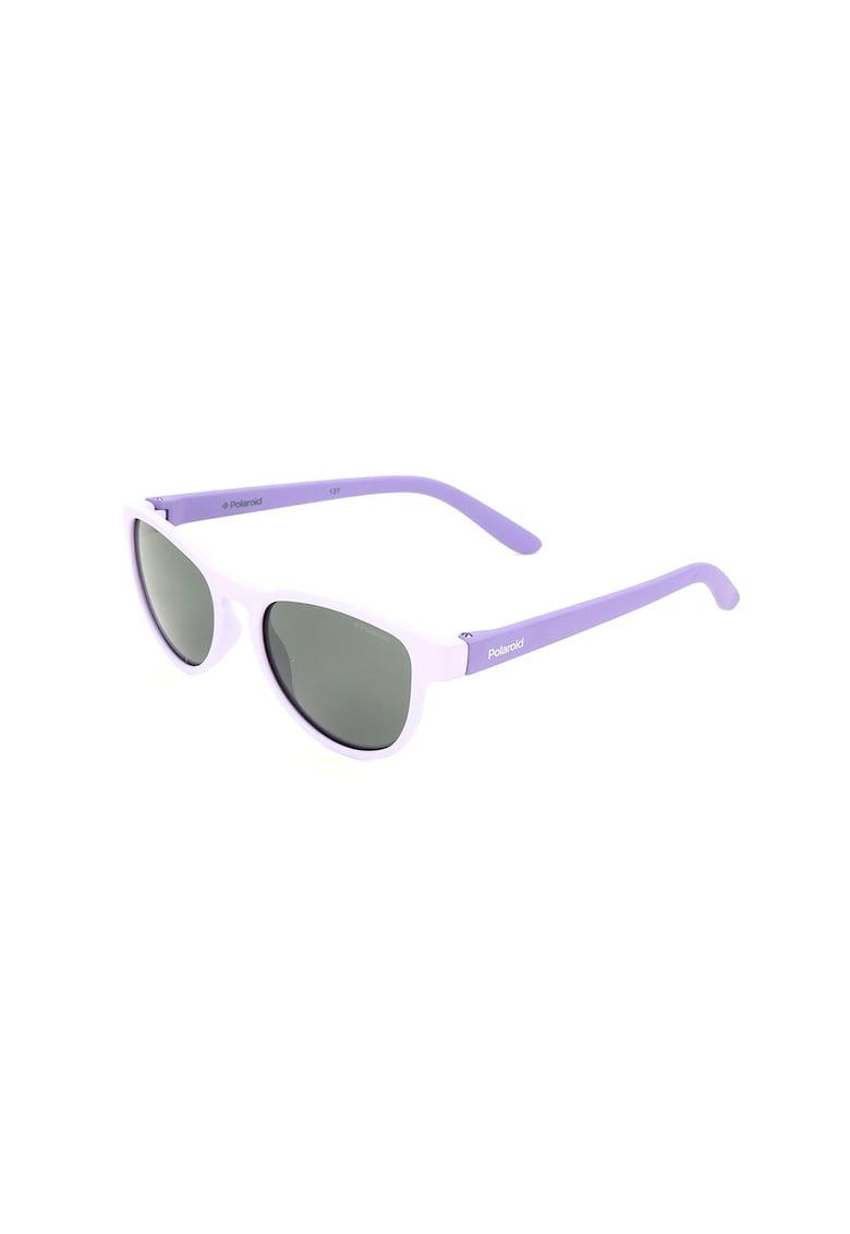 Ochelari de soare cu lentile contrastante - polarizate imagine fashiondays.ro Polaroid