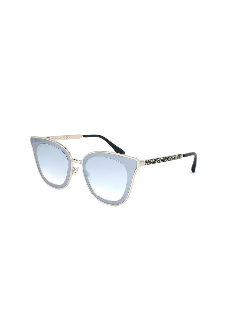 Ochelari de soare cat-eye Lory imagine fashiondays.ro Jimmy Choo