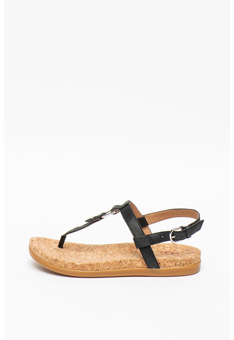 Sandale de piele Aleigh