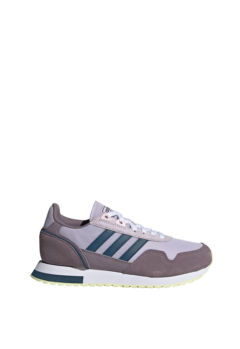 Pantofi sport de plasa - cu insertii de piele intoarsa 8K 2020 1