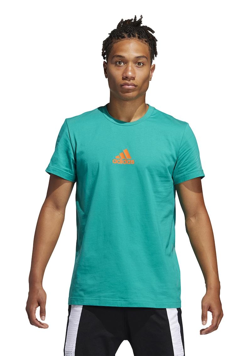 Tricou cu imprimeu logo - pentru baschet