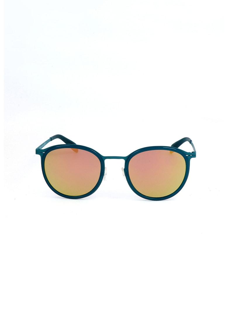 Ochelari de soare pantos - unisex - cu rame metalice