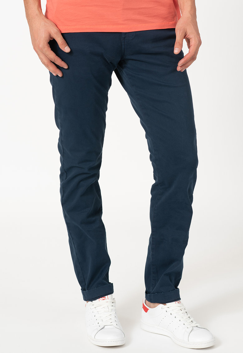 Pantaloni chino slim fit Charly