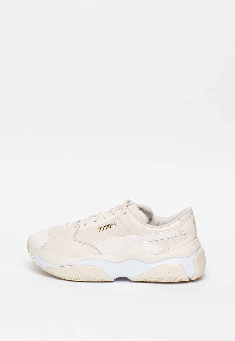 Pantofi sport cu garnituri de piele Storm.Y