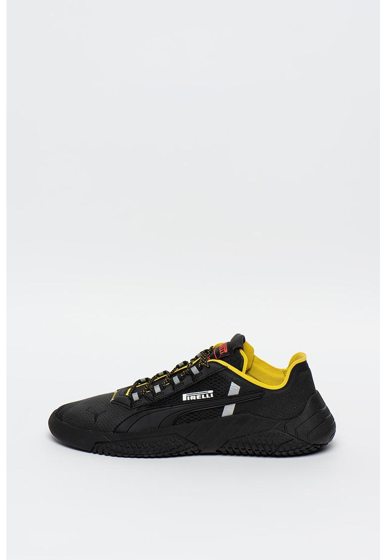 Pantofi sport cu logo Replicat-X Pirelli V2
