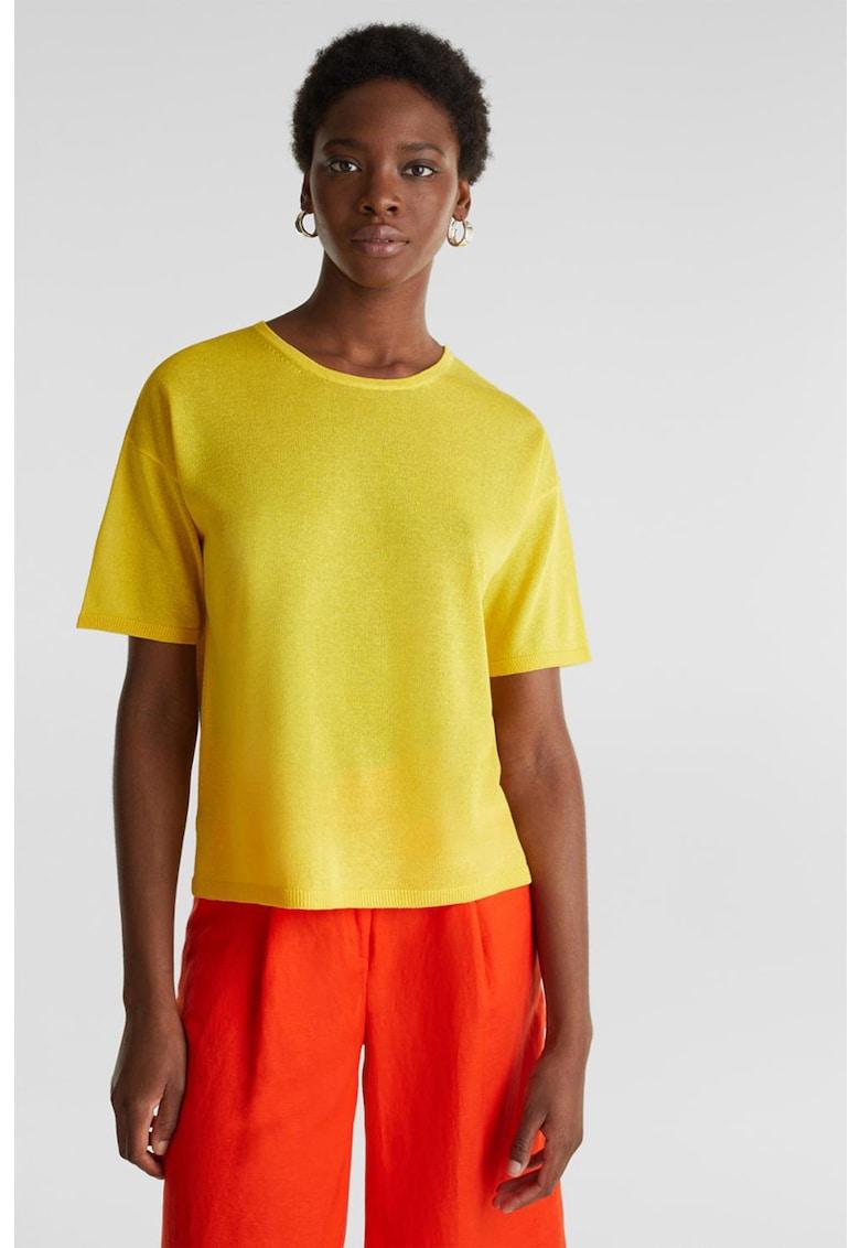 Bluza cu maneci cazute imagine fashiondays.ro