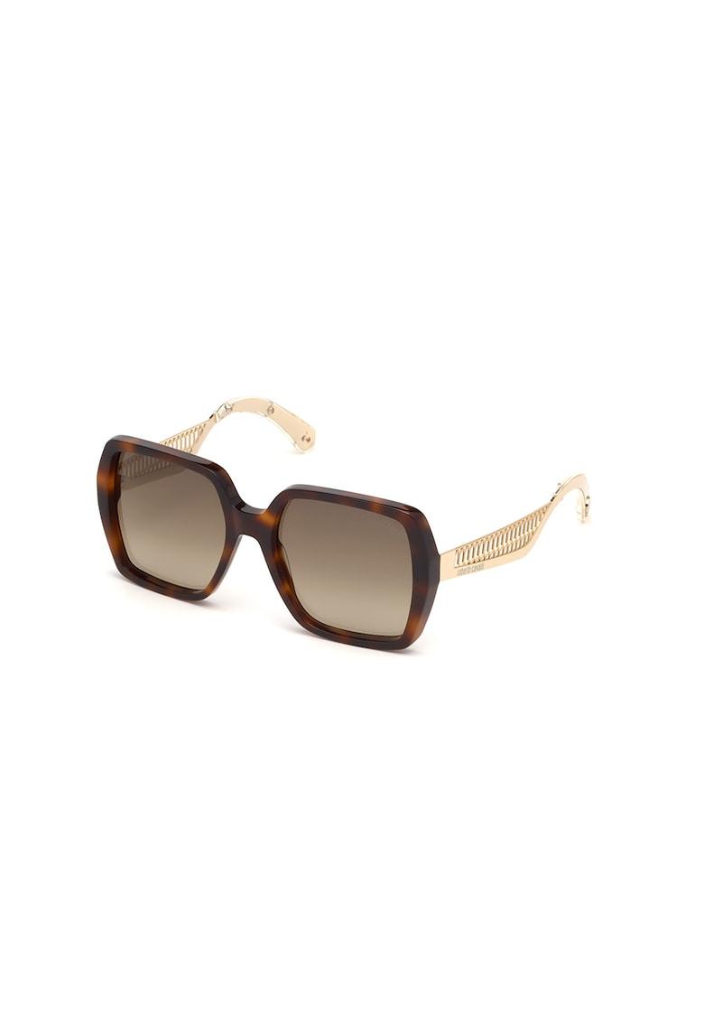 Ochelari de soare patrati - cu lentile in degrade