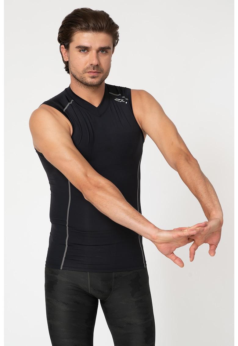 Top de compresie - pentru fitness LKRM imagine fashiondays.ro