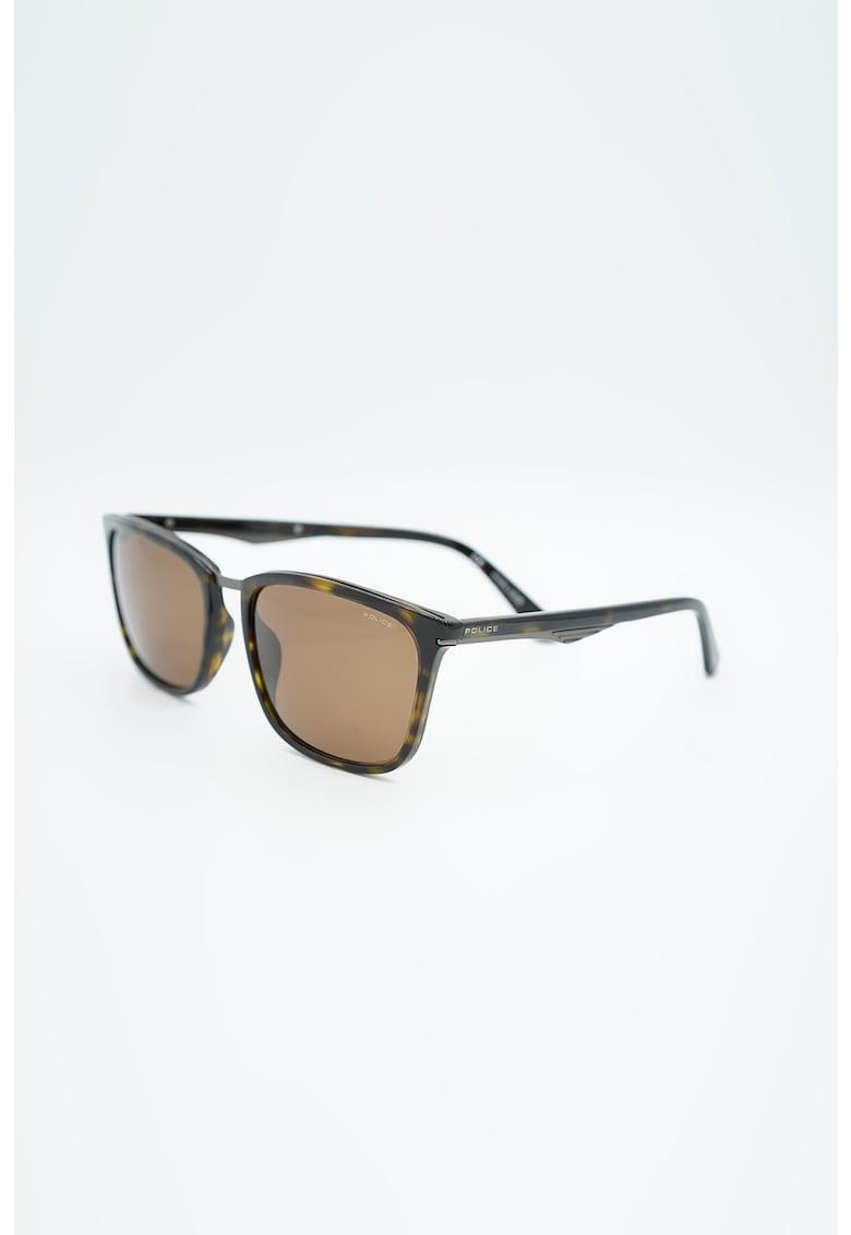 Ochelari de soare dreptunghiulari cu lentile polarizate