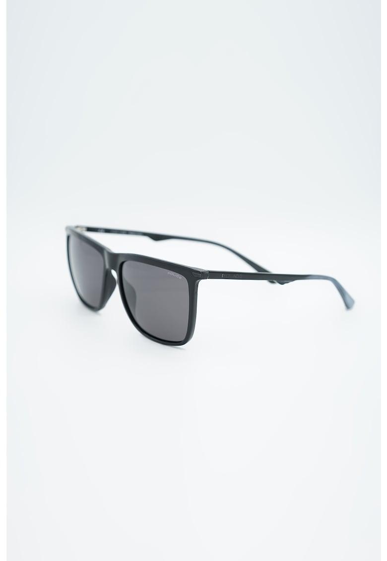 Ochelari de soare patrati cu lentile polarizate