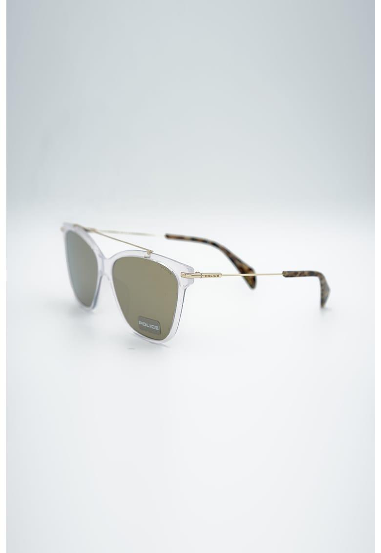 Ochelari de soare aviator patrati