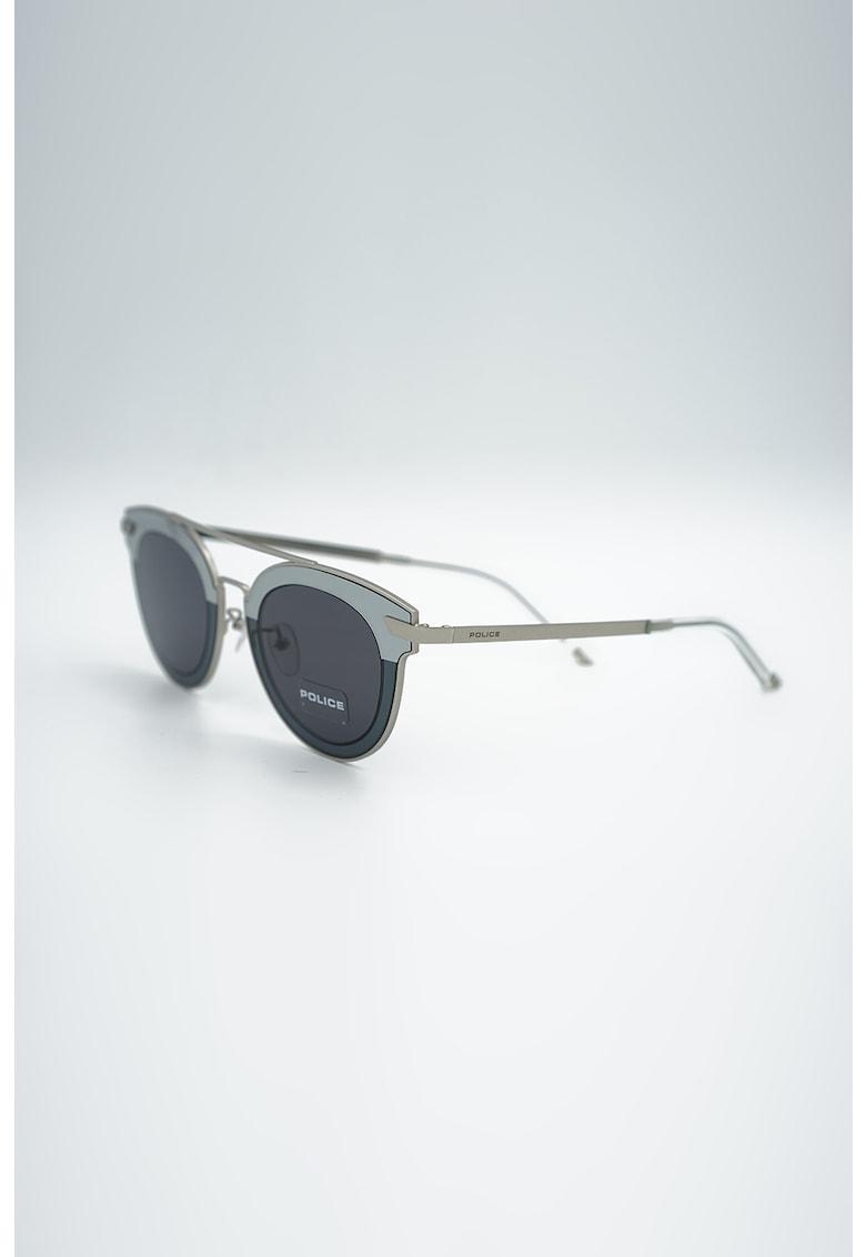 Ochelari de soare aviator unisex - rotunzi imagine fashiondays.ro Police