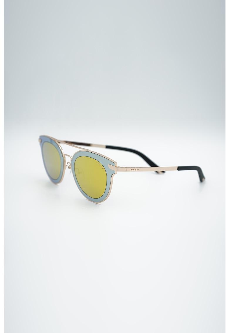 Ochelari de soare aviator rotunzi imagine