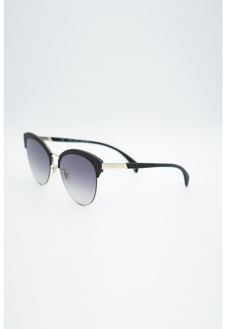 Ochelari de soare cat-eye imagine fashiondays.ro Police