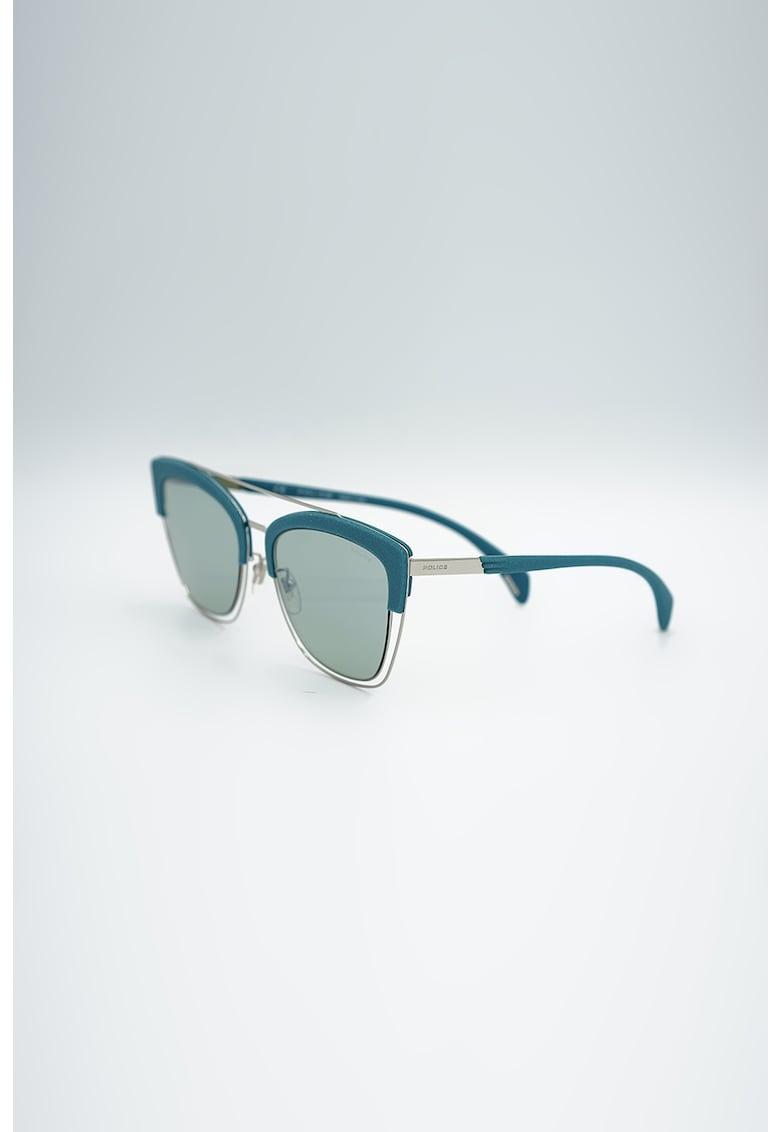 Ochelari de soare aviator polarizati imagine fashiondays.ro Police