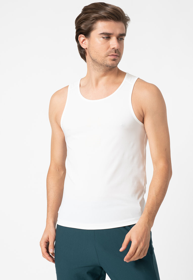 Top cu perforatii - pentru fitness imagine fashiondays.ro