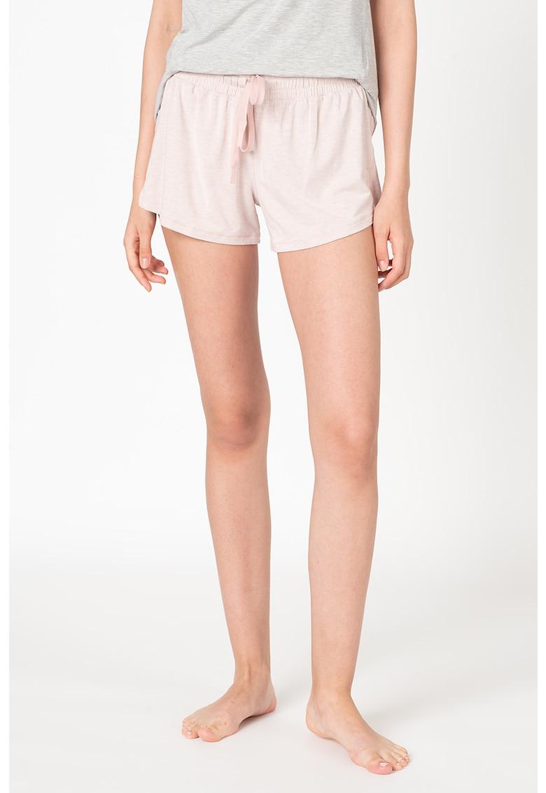 Pantaloni scurti de pijama din amestec de modal Recovery imagine
