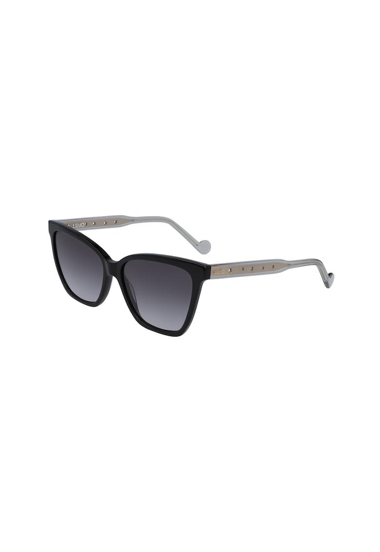 Ochelari de soare cat-eye patrati imagine