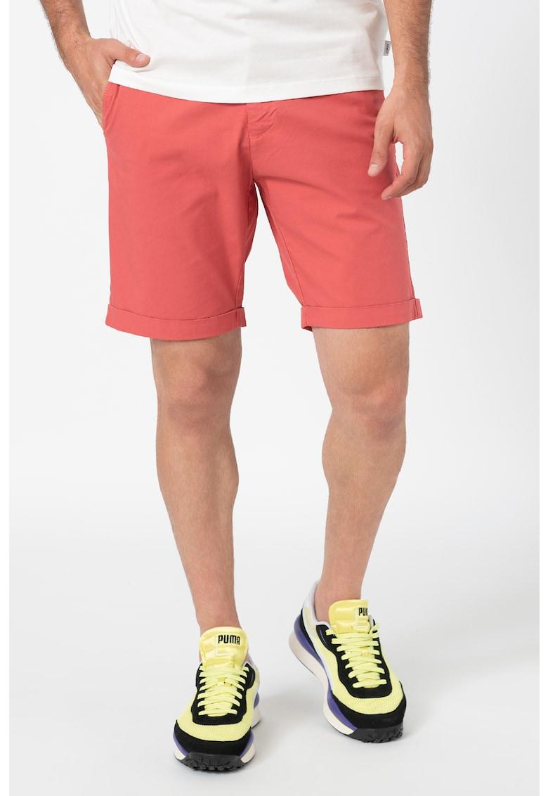 Pantaloni scurti chino regular fit