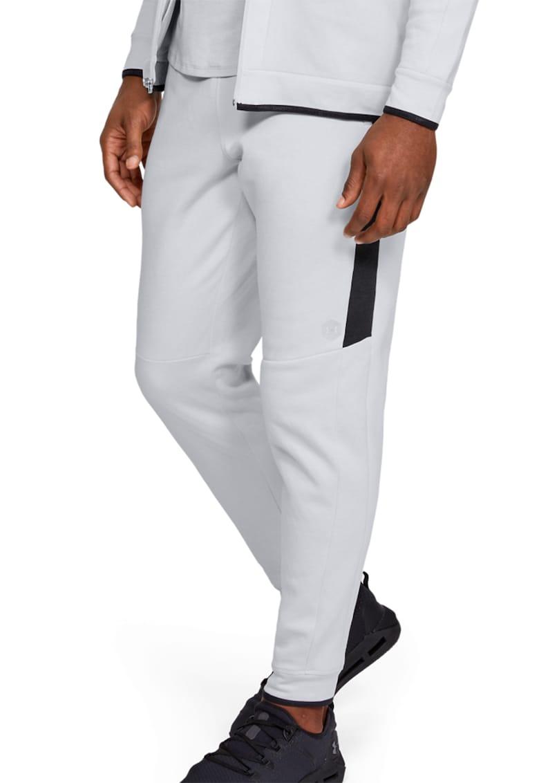 Pantaloni cu benzi laterale contrastante - pentru antrenament Athlete Recovery
