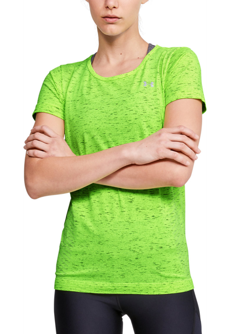 Tricou pentru antrenament Seamless Melange