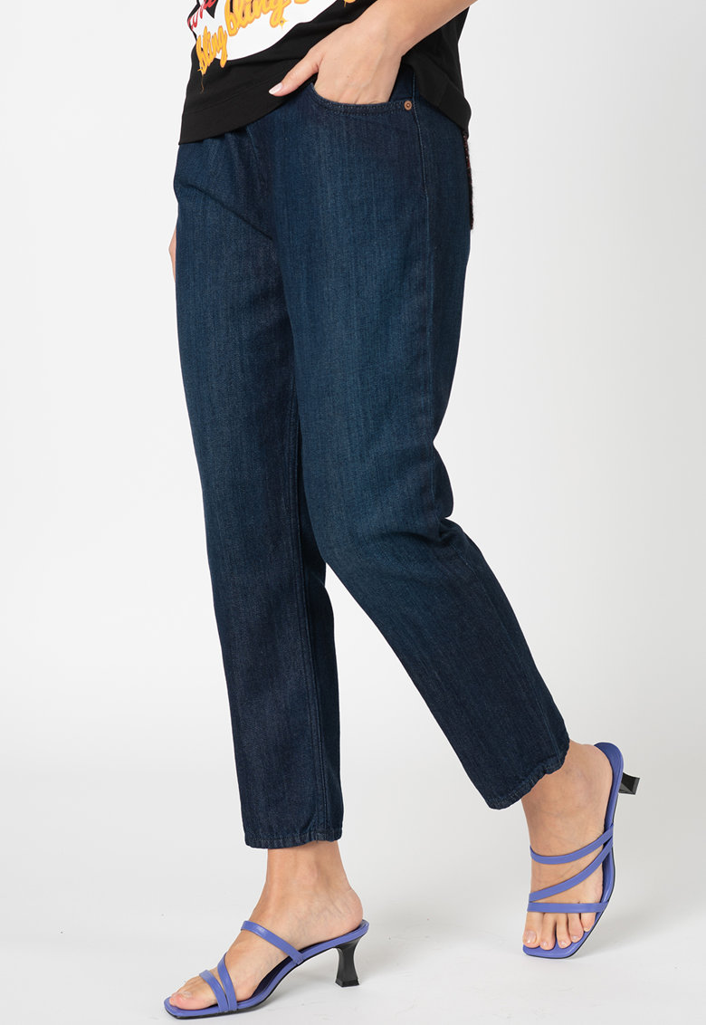 Blugi relaxed fit imagine