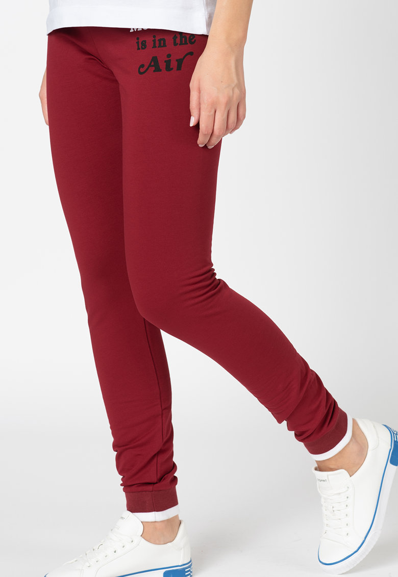 Pantaloni sport slim fit imagine fashiondays.ro
