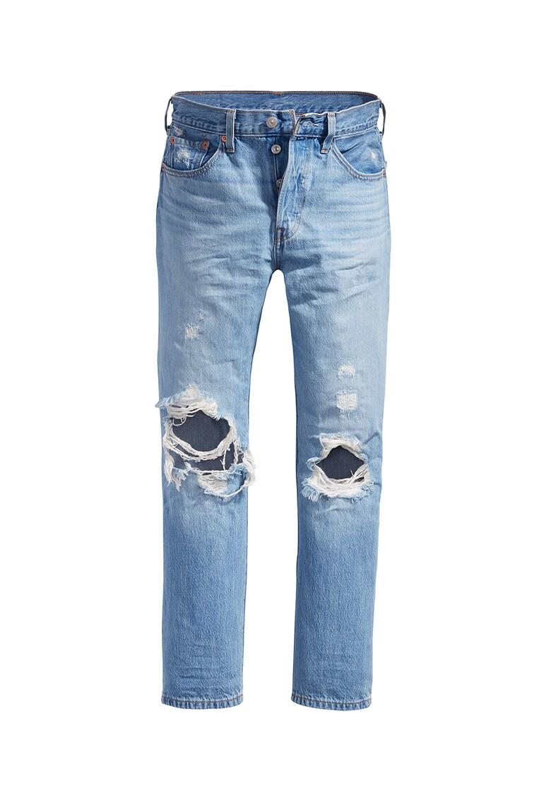 Blugi crop 501® imagine fashiondays.ro Levi's