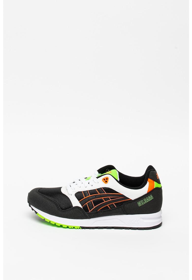 Pantofi sport unisex cu insertii din plasa Gelsaga imagine