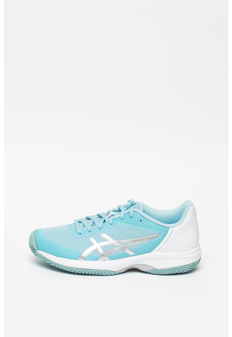 Pantofi cu insertii din plasa - pentru tenis Gel-Court Speed Clay