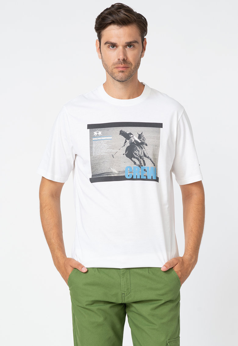 Tricou cu imprimeu foto